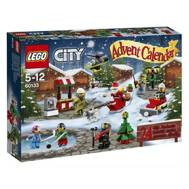 LEGO City Adventi naptár 60133