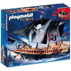 Playmobil Rabló kalózok hajója 6678