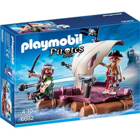 Playmobil Kalóz tutaj 6682