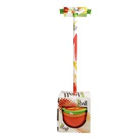 T-Ball ugrálólabda - narancssárga Itt egy ajánlat található, a bővebben gombra kattintva, további információkat talál a termékről.