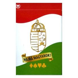 Hajrá magyarok! Szurkoló römi kártya  Itt egy ajánlat található, a bővebben gombra kattintva, további információkat talál a termékről.