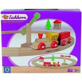 Eichhorn 15 darabos fa vonatkészlet