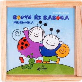 Mesekocka Bogyó és Babóca 9db-os Itt egy ajánlat található, a bővebben gombra kattintva, további információkat talál a termékről.