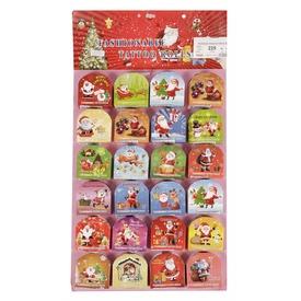 Karácsonyi matrica dobozban - többféle Itt egy ajánlat található, a bővebben gombra kattintva, további információkat talál a termékről.