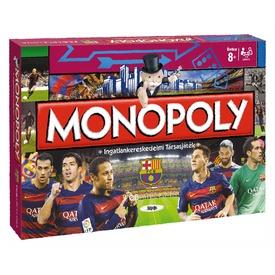Monopoly társasjáték - FC Barcelona kiadás Itt egy ajánlat található, a bővebben gombra kattintva, további információkat talál a termékről.