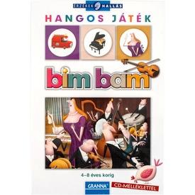 Bim-bam zenés társasjáték cd-vel Itt egy ajánlat található, a bővebben gombra kattintva, további információkat talál a termékről.