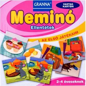 Granna - Meminó Ellentétek Itt egy ajánlat található, a bővebben gombra kattintva, további információkat talál a termékről.