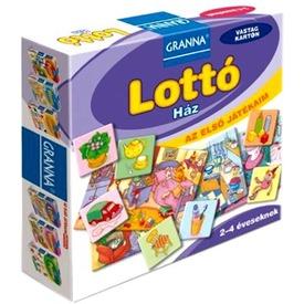 Granna - Lottó, Ház Itt egy ajánlat található, a bővebben gombra kattintva, további információkat talál a termékről.