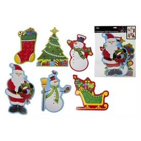 Karácsonyi dekoráció 6 darabos készlet Itt egy ajánlat található, a bővebben gombra kattintva, további információkat talál a termékről.