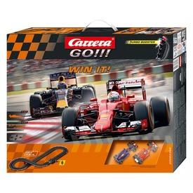 Carrera Go Win It elektromos versenypálya