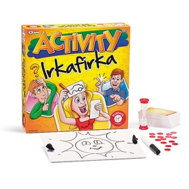 Activity Irkafirka