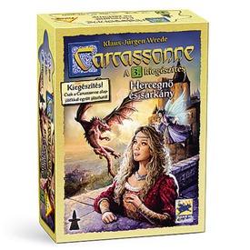 Carcassonne hercegnő és sárkány kiegészítő
