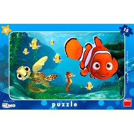 Némó nyomában 15 darabos puzzle Itt egy ajánlat található, a bővebben gombra kattintva, további információkat talál a termékről.