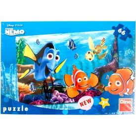 Szenilla nyomában 66 darabos puzzle Itt egy ajánlat található, a bővebben gombra kattintva, további információkat talál a termékről.