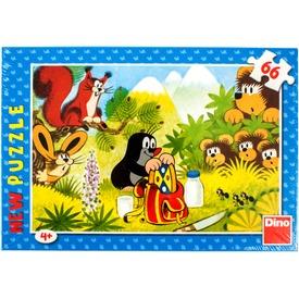 Puzzle 66 db Kisvakond piknikezik Itt egy ajánlat található, a bővebben gombra kattintva, további információkat talál a termékről.
