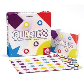 Quartex társasjáték  Itt egy ajánlat található, a bővebben gombra kattintva, további információkat talál a termékről.
