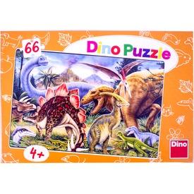 Dínók 66 darabos puzzle Itt egy ajánlat található, a bővebben gombra kattintva, további információkat talál a termékről.