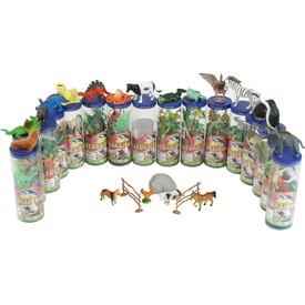 Műanyag állatfigurák hengerben Itt egy ajánlat található, a bővebben gombra kattintva, további információkat talál a termékről.