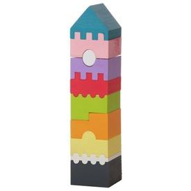 Toronyépítő 8 darabos fajáték - pasztell színek Itt egy ajánlat található, a bővebben gombra kattintva, további információkat talál a termékről.