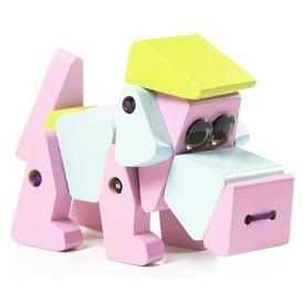 Kutya fa építőjáték Itt egy ajánlat található, a bővebben gombra kattintva, további információkat talál a termékről.