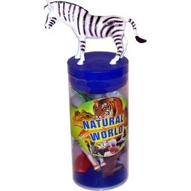 Állatok hengerben, kupakkal - többféle Itt egy ajánlat található, a bővebben gombra kattintva, további információkat talál a termékről.