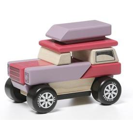 Autó 14 darabos mágneses fa építőjáték Itt egy ajánlat található, a bővebben gombra kattintva, további információkat talál a termékről.