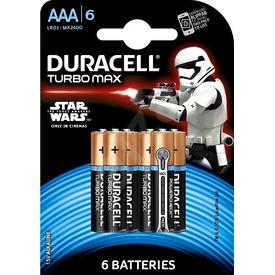 Duracell Turbo Max AAA ceruzaelem 6 darabos Itt egy ajánlat található, a bővebben gombra kattintva, további információkat talál a termékről.