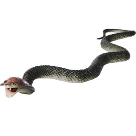 Műanyag kígyó - 81 cm