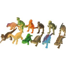 Műanyag dinoszaurusz - 13 cm, többféle