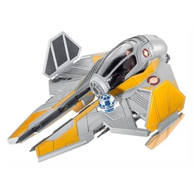 Star Wars: Anakin Jedi Starfighter makett - 1:58