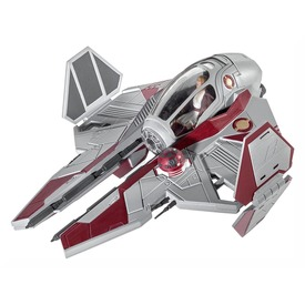 Star Wars: Obi-Wan Jedi Starfighter makett - 1:58