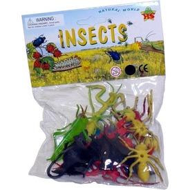 Műanyag rovarok csomagban Itt egy ajánlat található, a bővebben gombra kattintva, további információkat talál a termékről.