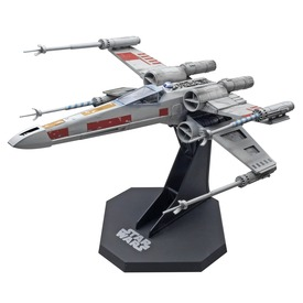 Star Wars: X-Wing Fighter makett - 1:48