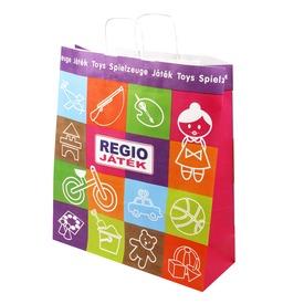 REGIO JÁTÉK ajándéktáska - nagy Itt egy ajánlat található, a bővebben gombra kattintva, további információkat talál a termékről.