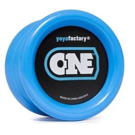 One yo-yo - kék