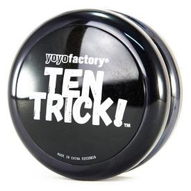 Ten Trick yo-yo - fekete Itt egy ajánlat található, a bővebben gombra kattintva, további információkat talál a termékről.