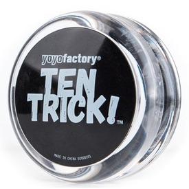 Ten Trick yo-yo - átlátszó