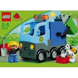 Lego Duplo Szemetesautó 10519