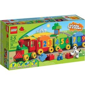 LEGO DUPLO Számvonat 10558 Itt egy ajánlat található, a bővebben gombra kattintva, további információkat talál a termékről.