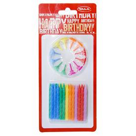Születésnapi gyertya 12 darabos készlet - vegyes Itt egy ajánlat található, a bővebben gombra kattintva, további információkat talál a termékről.