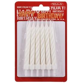 Születésnapi gyertya 12 darabos készlet - fehér Itt egy ajánlat található, a bővebben gombra kattintva, további információkat talál a termékről.