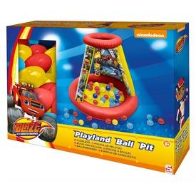 Láng felfújható játszóház labdákkal Itt egy ajánlat található, a bővebben gombra kattintva, további információkat talál a termékről.