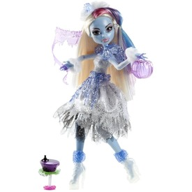 Monster High Légy szörnymagad baba! Abbey Bominable