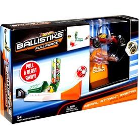 Hot Wheels Ballistiks közepes kilövők