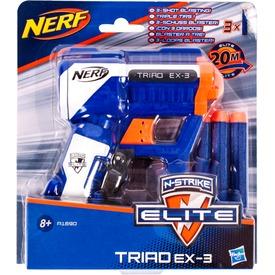NERF N-Strike Elite Triad szivacslövő pisztoly Itt egy ajánlat található, a bővebben gombra kattintva, további információkat talál a termékről.