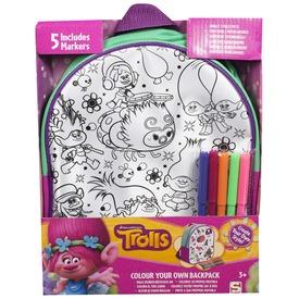 Trollok színezhető hátizsák Itt egy ajánlat található, a bővebben gombra kattintva, további információkat talál a termékről.