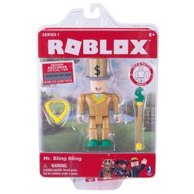 Roblox Mr. Bling Bling figura - 8 cm