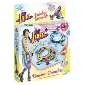 Soy Luna karkötő készítő készlet Itt egy ajánlat található, a bővebben gombra kattintva, további információkat talál a termékről.