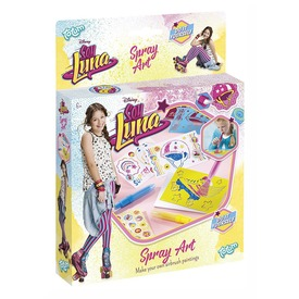 Soy Luna - Festékszóró tollak 800038 Itt egy ajánlat található, a bővebben gombra kattintva, további információkat talál a termékről.