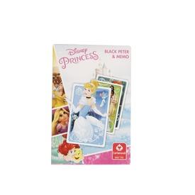 Disney hercegnők mini Fekete Péter kártyajáték
